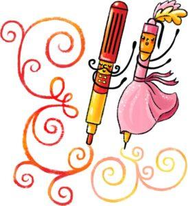 Ручки-танец
